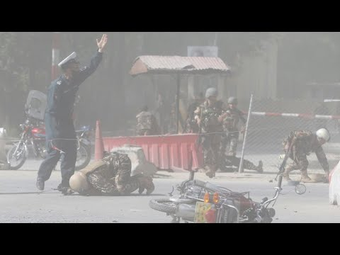 Dozens dead including several journalists in ISIS bombings in Kabul