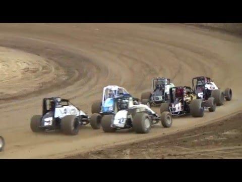 JJ Hughes @ Lincoln Park Speedway (LPS) 05-07-2016