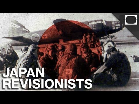 Is Japan Trying To Hide Its War Crimes?