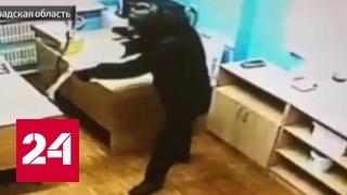 Мужчина пытался сжечь психбольницу из-за документов