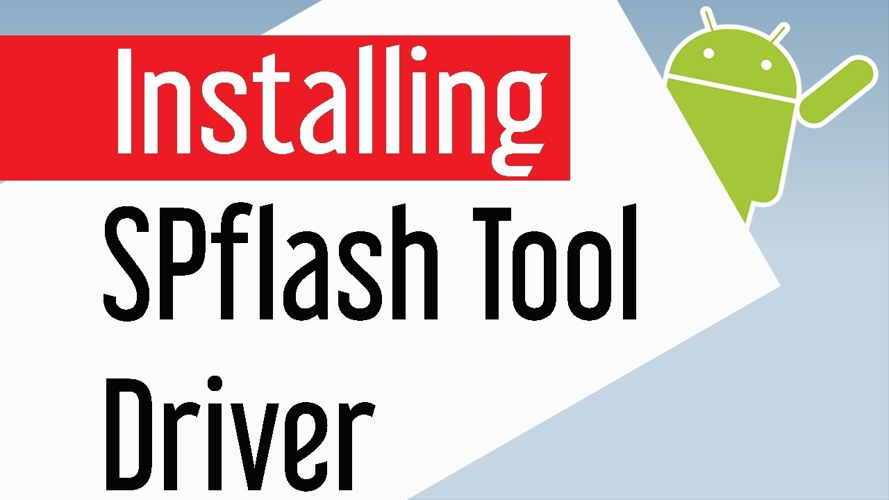 SP Flash Tool Download All versions for MediaTek Devices