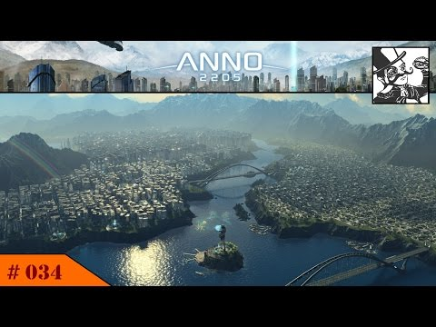 Anno 2205: #034 The great City Expansion!
