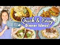 WHAT'S FOR DINNER   QUICK & EASY RECIPES YOU CAN MAKE TONIGHT!   JULIA PACHECO