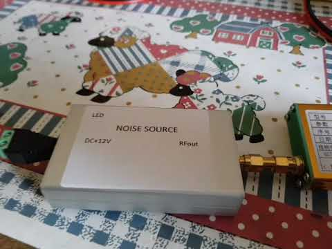 simple noise source tracking generator