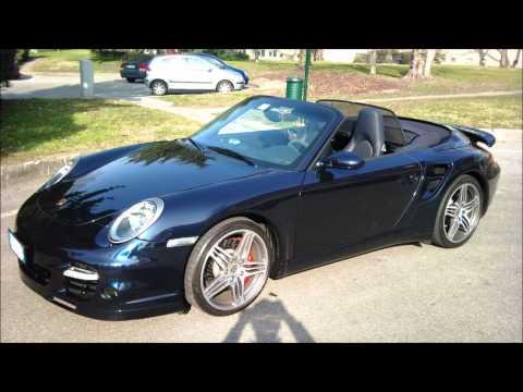 Vendita Porsche 997 turbo cabrio ufficiale Porsche Italia