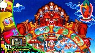 La Rueda De La Vida - Riku Dō Rin Ne - Los 6 Caminos de la Reencarnación.