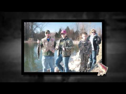 Conservation Connection - Winter trout fishing