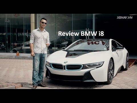 Xehay Vn đanh Gia Xe Bmw I8 Tại Ha Nội Youtube