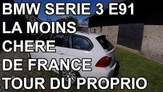 [Auto] La BMW Série 3 break (E91) la moins chère de France