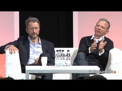 CoinSummit London 2014 - Integrating Bitcoin with the Financial Services Industry