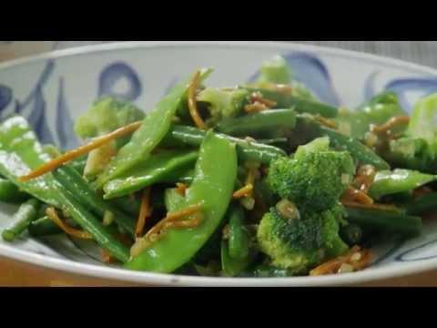 How to Make Ginger Veggie Stir Fry | Vegetarian Recipes | AllRecipes