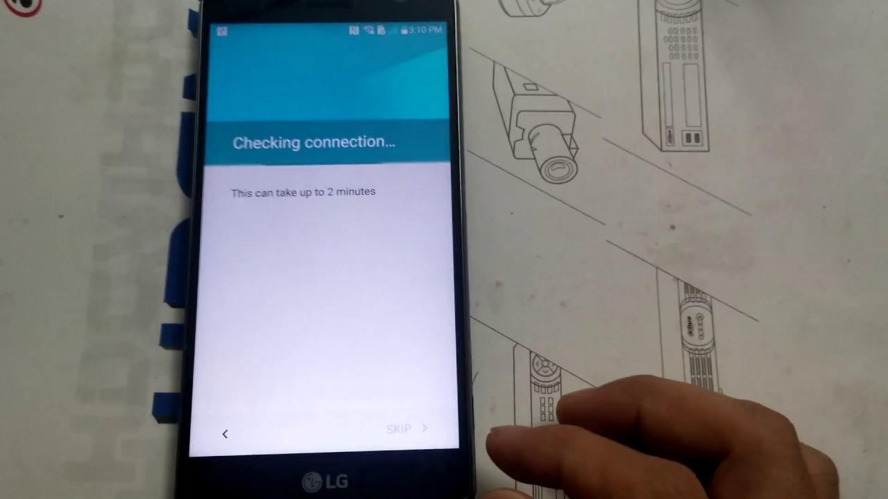 TUT] Bypass All LG Lock Google account &quo… | LG G4