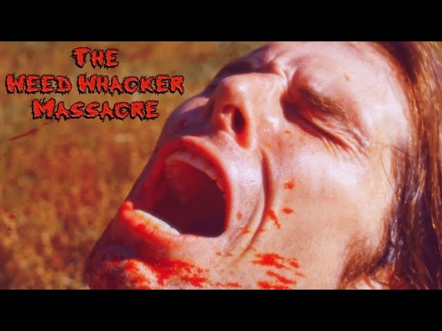 The Weed Whacker Massacre | Short Horror Comedy