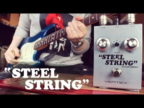 Vertex Steel String Demo (Chris Buck)