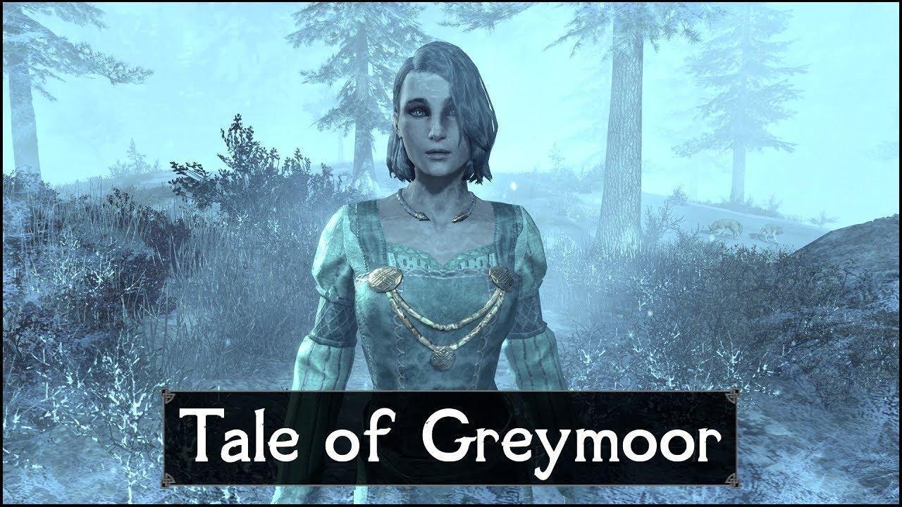 Skyrim's Strange New Story