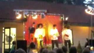 pizza lied - Playbackshow 1 2010 Camping de Krakeling