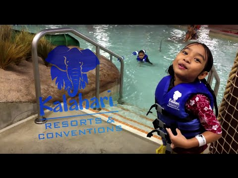 Vacation @ Kalahari Resorts & Conventions in Poconos, PA - October 2015