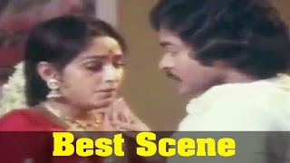 47 Natkal Movie : Jayaprada, Chiranjeevi, First Night Scene