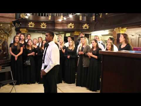 Seacrest Country Day School-Choir Trip 2016