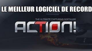 Présentation Mirillis Action | Le meilleur logiciel de record sur pc !