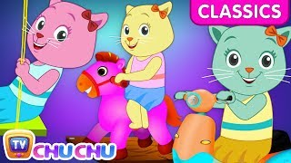 ChuChu TV Classics - Three Little Kittens Went to the Park | Nursery Rhymes and Kids Songs
