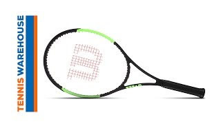 Wilson Blade 98S (18x16) Countervail Racquet Review
