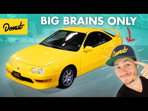 Why Only Geniuses Appreciate The Integra Type R