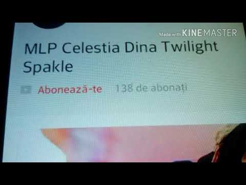 Mlp Celestia Dina Twililigt Sparkle vs Mlp Princess Pinkie ( eu ) . 💕💕❤❤💕💕💕💞💎💎💎💞💕💕❤❤