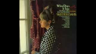 Skeeter Davis - You Taught Me Everything That I Know
