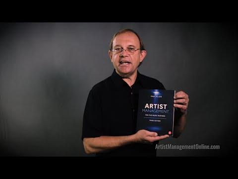 Artist Management Online Course Introduction