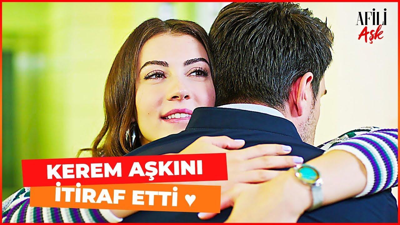 Kerem, Ayşe'ye AŞKINI İTİRAF ETTİ! ♥ - Afili Aşk 19. Bölüm (FİNAL SAHNESİ)