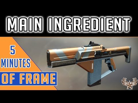 Main Ingredient Review : 5 Minutes of Frame series