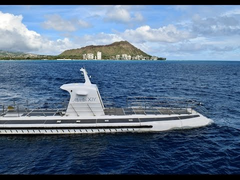 Atlantis Submarine Tour - Waikiki (Oahu, Hawaii)