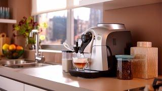 Обзор кофемашины Philips Easy Cappuccino