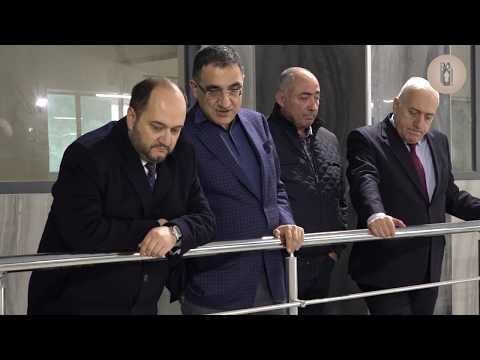 Министр образования и науки РА Араик Арутюнян на открытии лаборатории Wolfram в РАУ