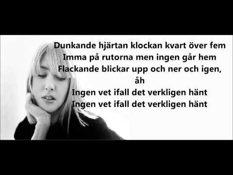 Veronica Maggio - Välkommen in [Lyrics]