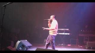 Mumzy Stranger performing Close To You at Nihal's Desi Live Event