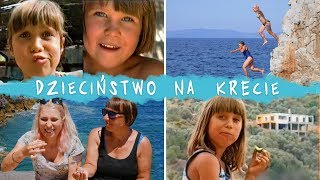 Jem ślimaki z mamą! Moje dzieciństwo na Krecie + stare rodzinne filmy - Smakuj Życie #2
