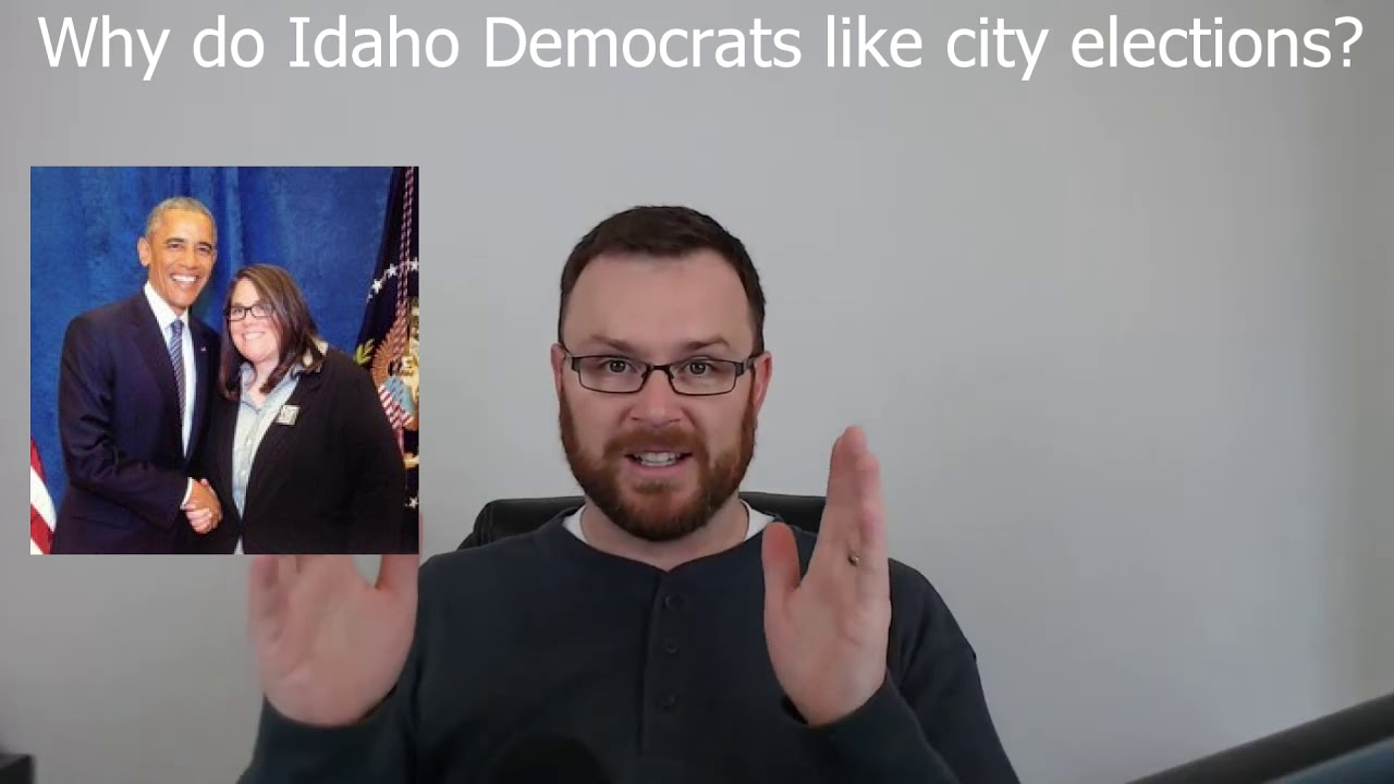 Why Idaho Democrats Love City Elections!
