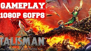 Talisman Digital Edition The Cataclysm Gameplay (PC)