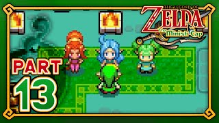 The Legend of Zelda: The Minish Cap - Part 13 - Renting Out!