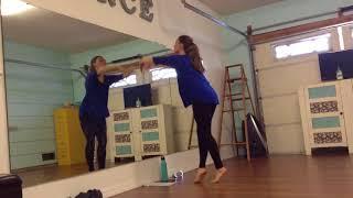 Leo's and Tights older girls ballet