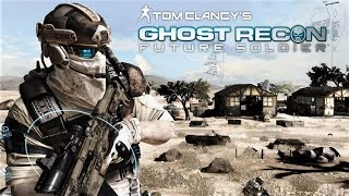 Ghost Recon Future Soldier: The Tactical Stealth
