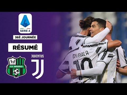 🇮🇹 Résumé : Ronaldo et Dybala centenaires, la Juve réagit bien