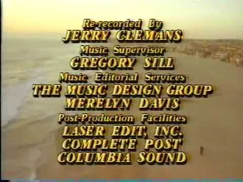 Going Places March 8, 1991 Closing