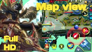 MOBILE LEGENDS FULL HD MAP VIEW WITH YI SUN SHIN AND kHUFRA--2019
