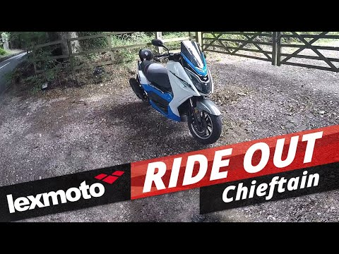 Lexmoto Chieftain 125cc: Ride Out