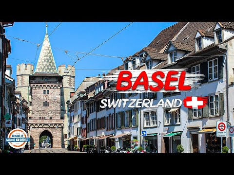 A Day in Basel Switzerland