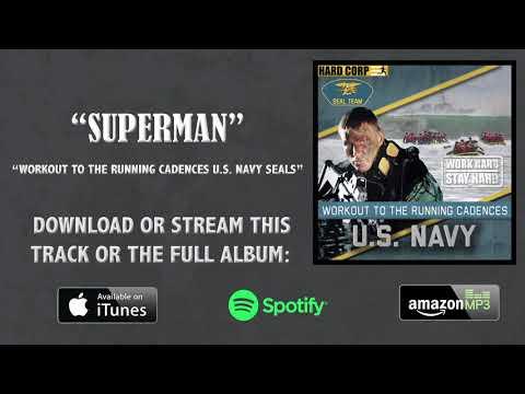 Superman (Navy SEALs Cadence)