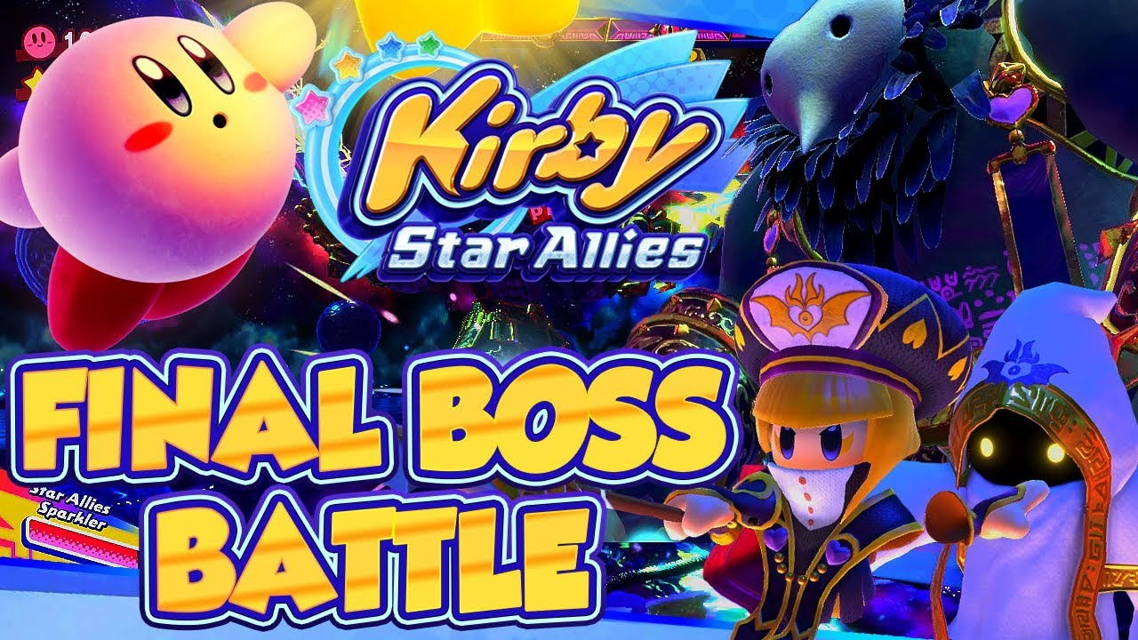 abm kirby star allies finale boss moment battle hd youtube. Black Bedroom Furniture Sets. Home Design Ideas